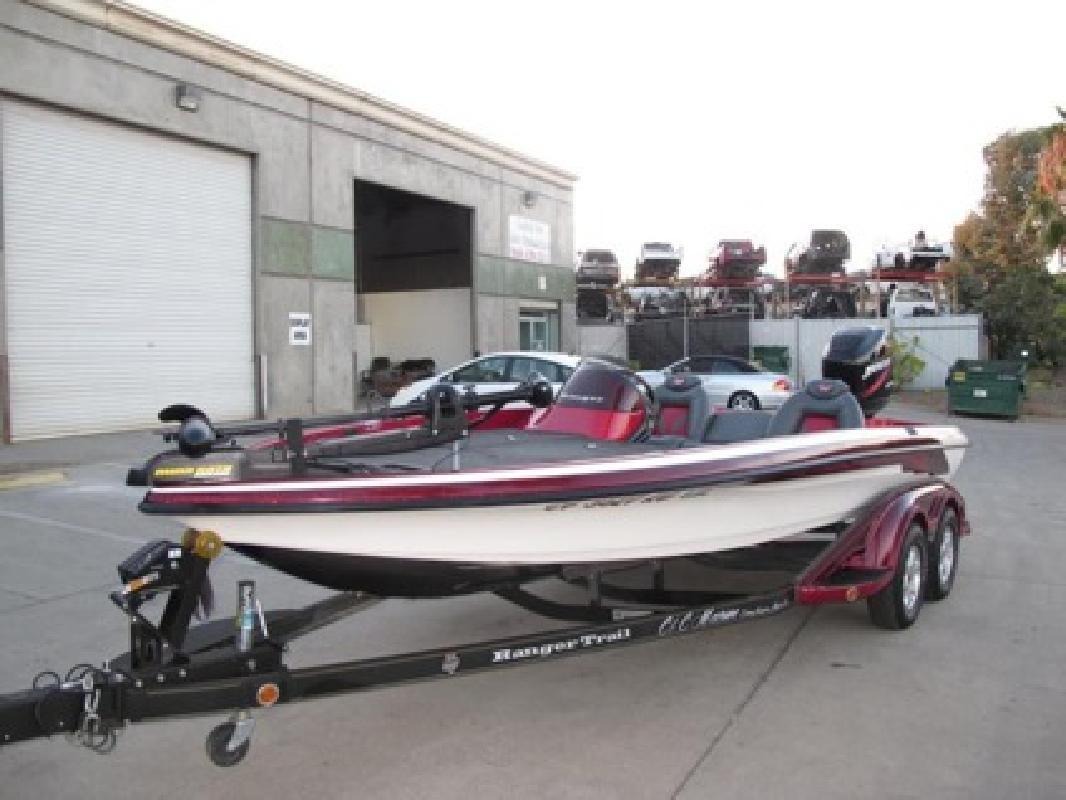 $4,350 .2005 Ranger 520 VX