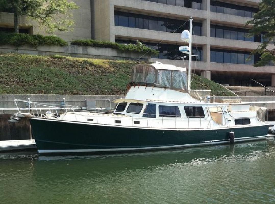 1979 52' Lyman 52 Downeast Cruiser