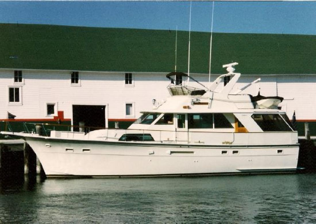 1983 53 39 Hatteras Yachts 53 Motor Yacht For Sale In Bay