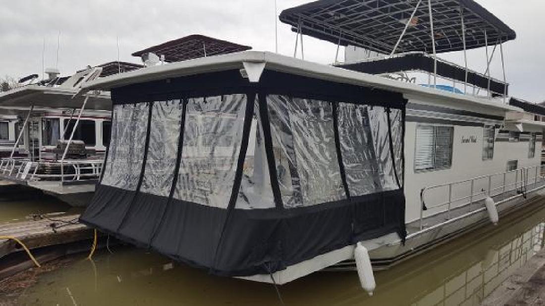 1985 Sumerset 14 X 65 Houseboat Somerset KY