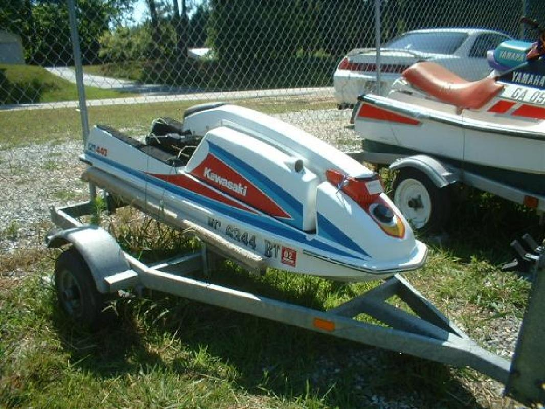 Kawasaki Stand Up Jet Ski For Sale