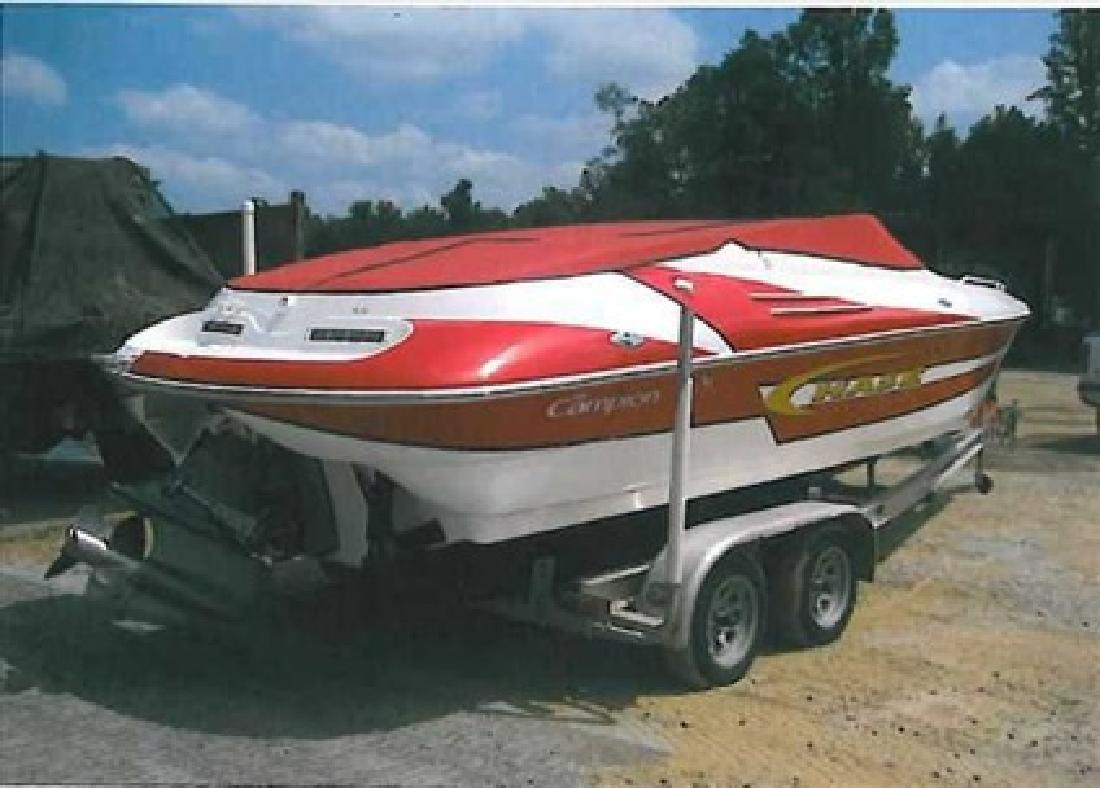 $33,995 2003 Campion 800 CHASE