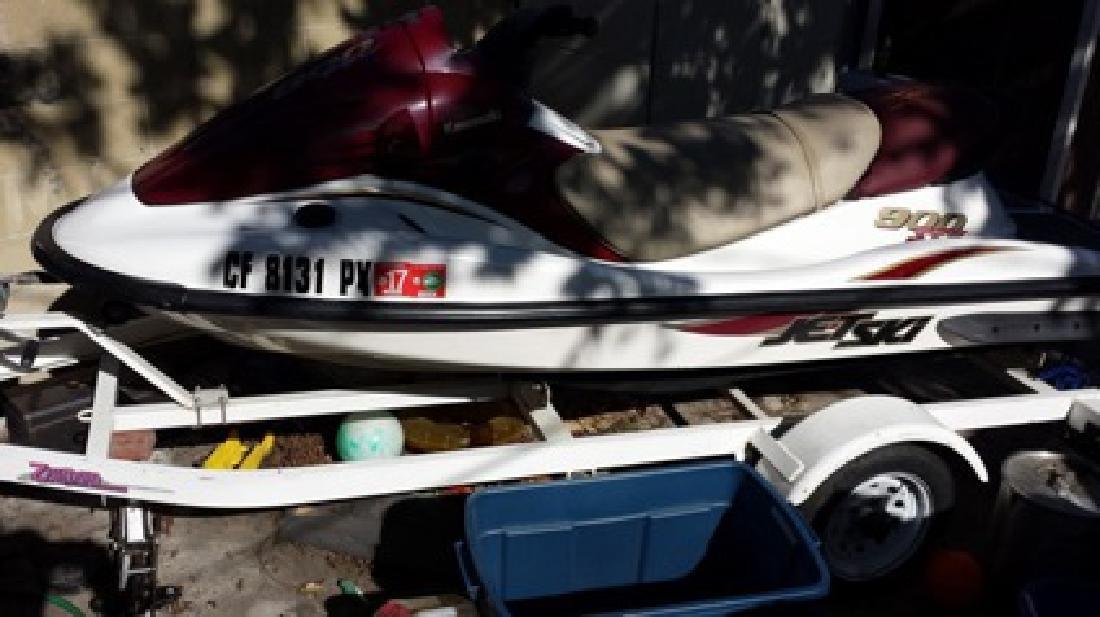 $2,000 2001 Kawasaki 900 stx