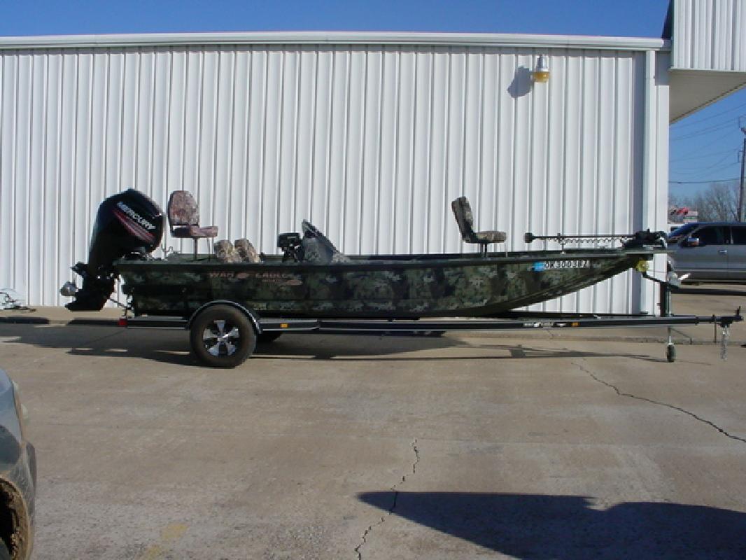 2015 - War Eagle Boats - 961 Blackhawk in Tulsa, OK