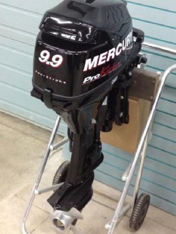 $3,300 2013 Mercury 9.9 ProKicker