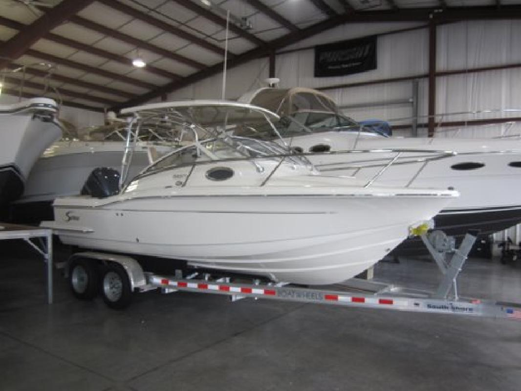 2012 22' Scout Boats Abaco Series 225 in Huron, Ohio
