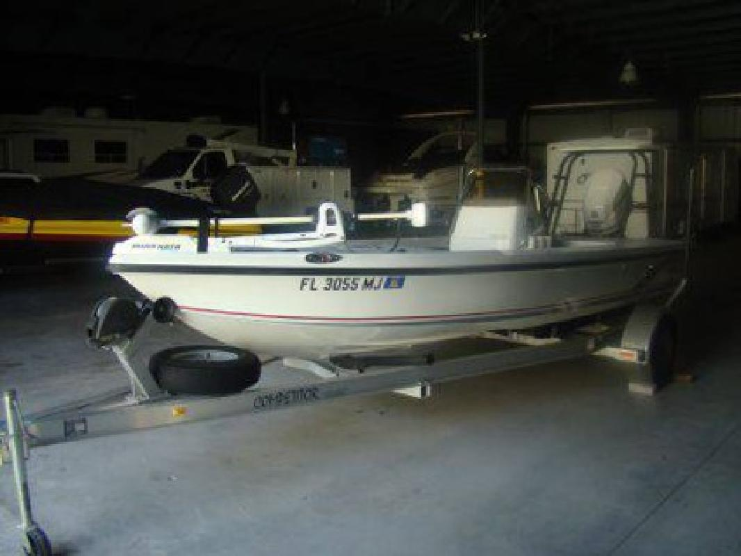 $12,900 2003 18 foot ActionCraft Coastline TE