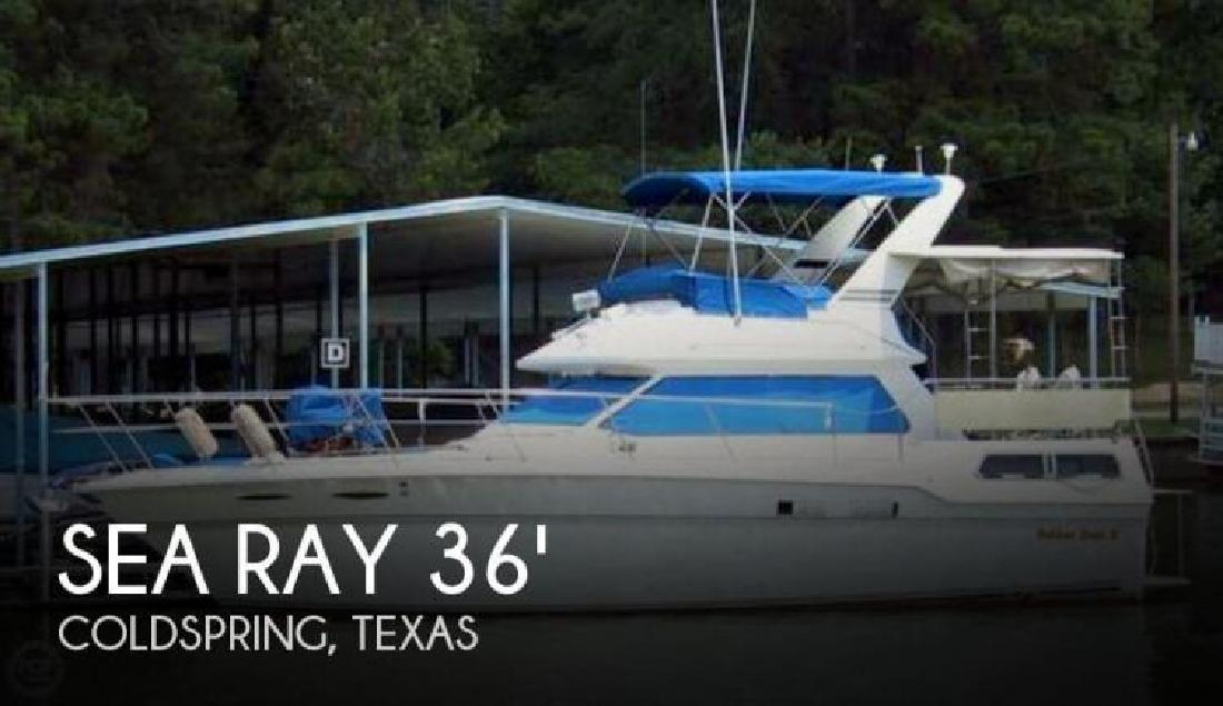 1983 Sea Ray Boats 355 Aft Cabin Coldspring TX
