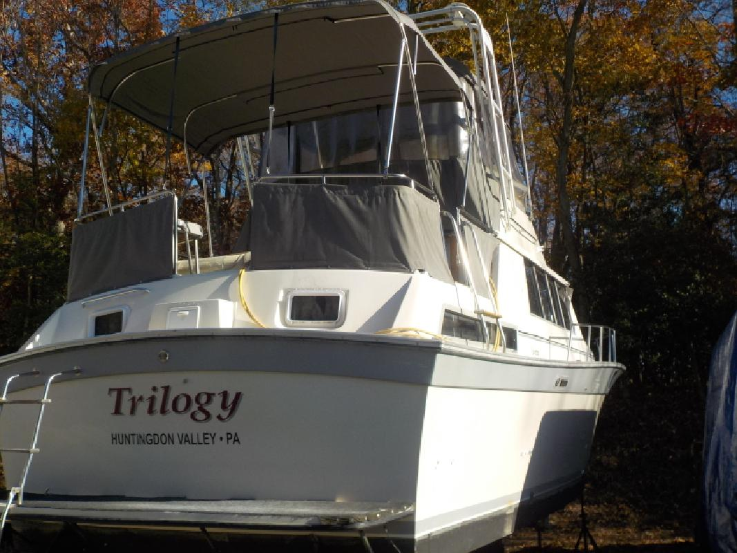1988 - Silverton Yachts - 40 Aft Cabin in Chesapeake, MD