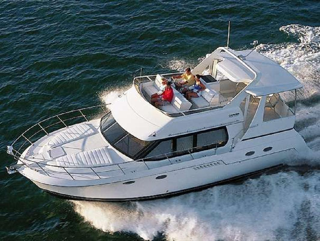 1999 42 39 Carver 406 Aft Cabin Motor Yacht For Sale In