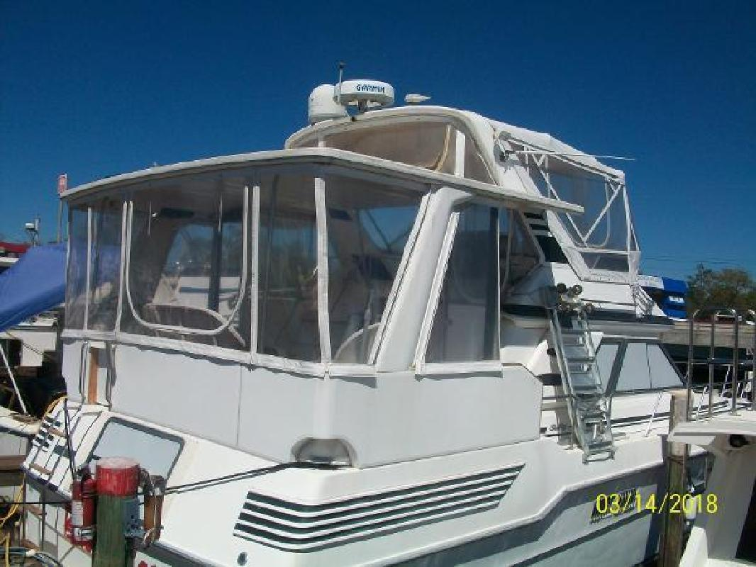 1989 Sea Ray 440 Aft Cabin Palmetto FL