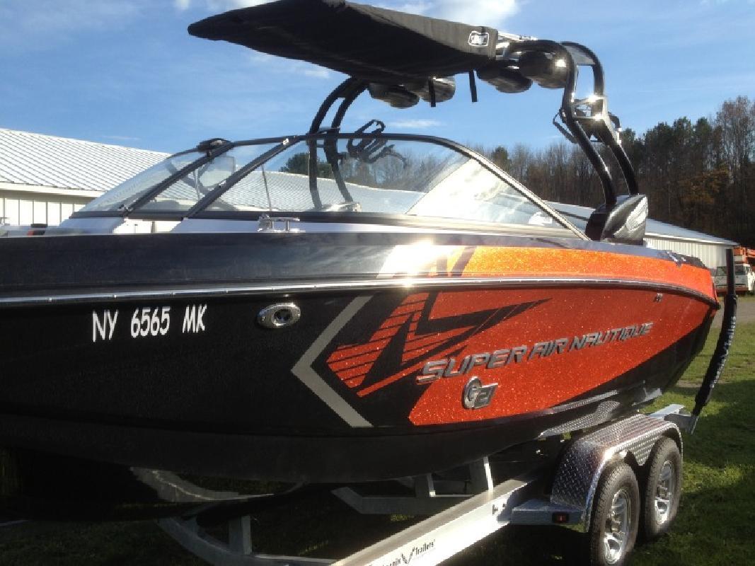 2015 - Nautique Boats - Super Air Nautique G21 in Rushford, NY