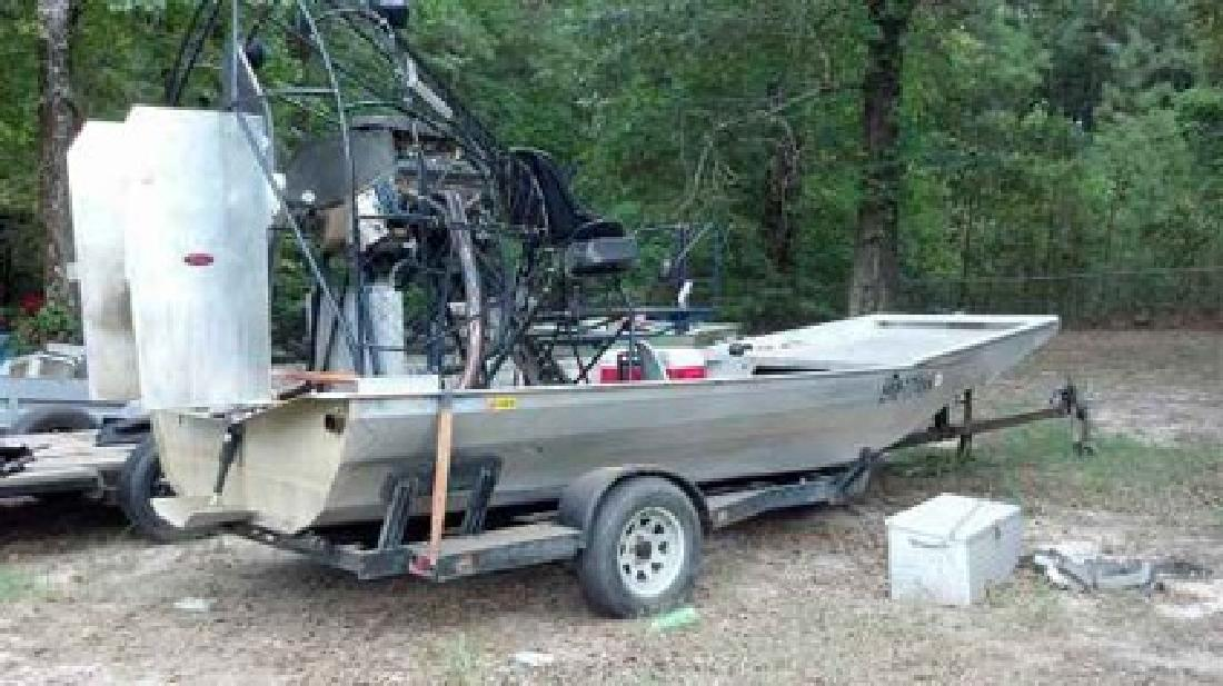 $12,500 1997 airboat