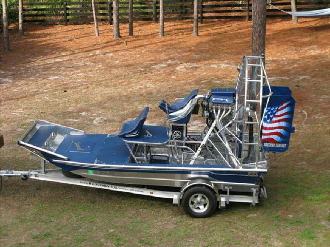 2011 14 Diamondback Airboat Waterthunder Ls3 For Sale In