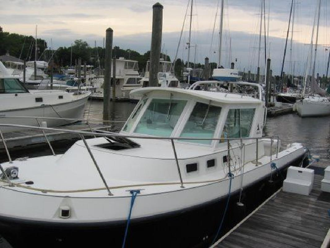 2002 28' Albin 28TE for sale in East Greenwich, Rhode Island | All Boat ...