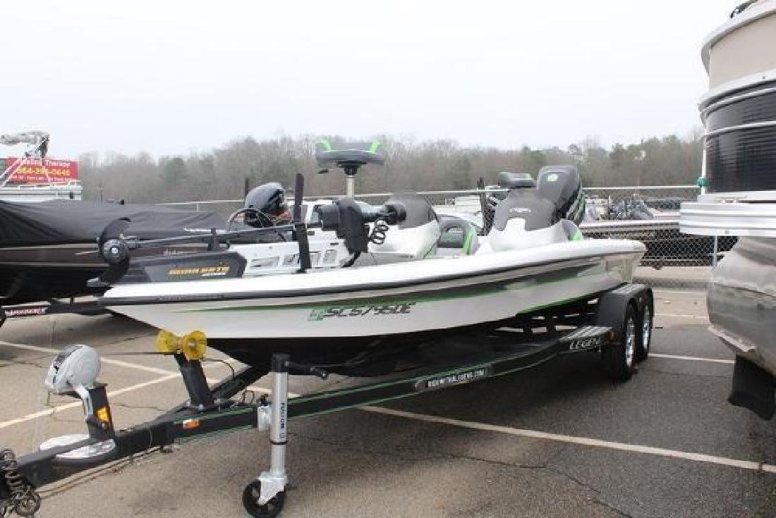 2014 Legend Boats Marine Alpha 199 Piedmont SC