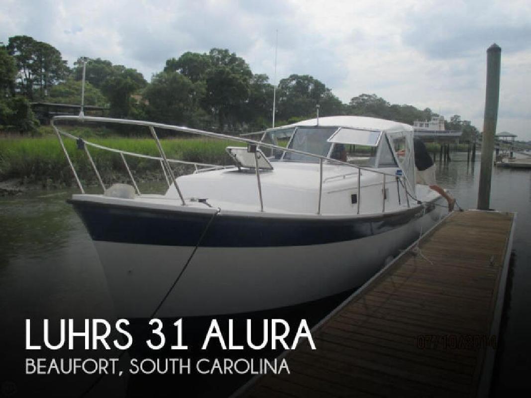 1987 Luhrs Boats 31 Alura Beaufort SC