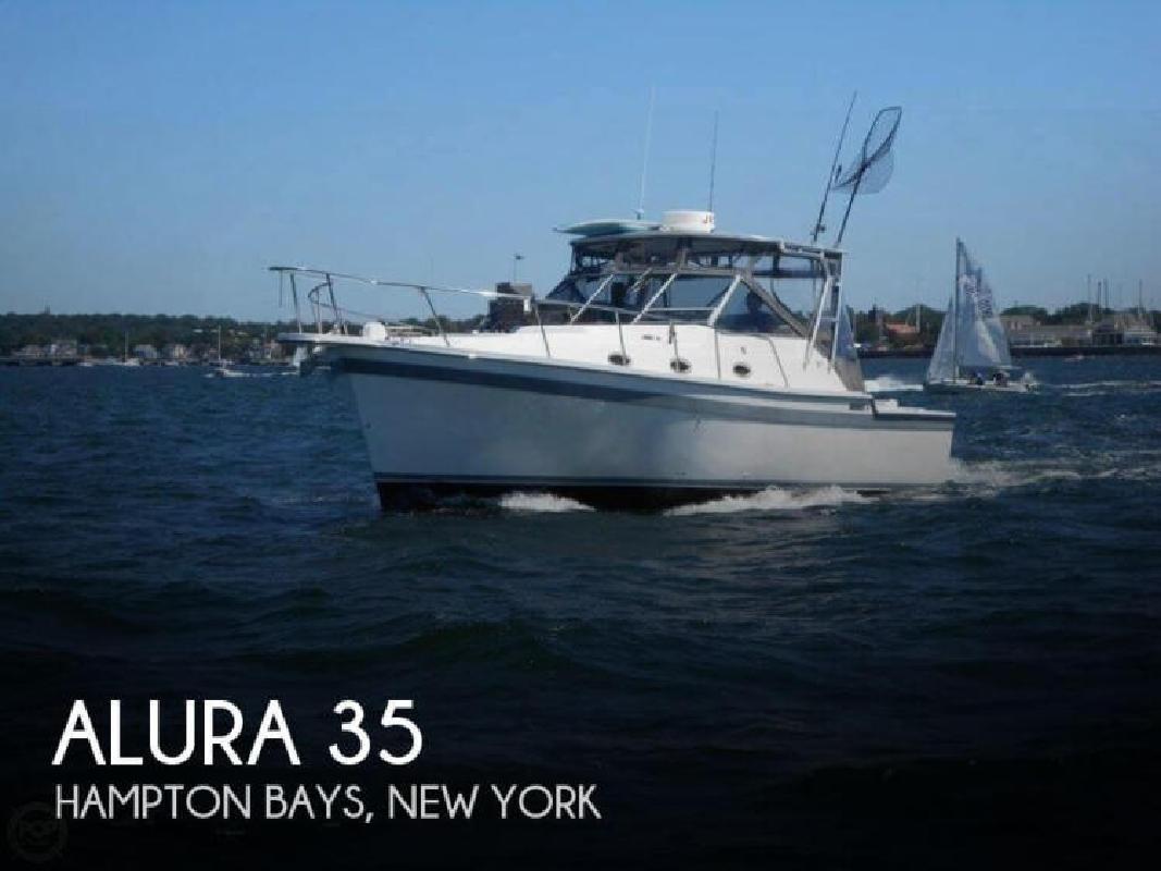 1987 Luhrs Boats 35 Alura Hampton Bays NY