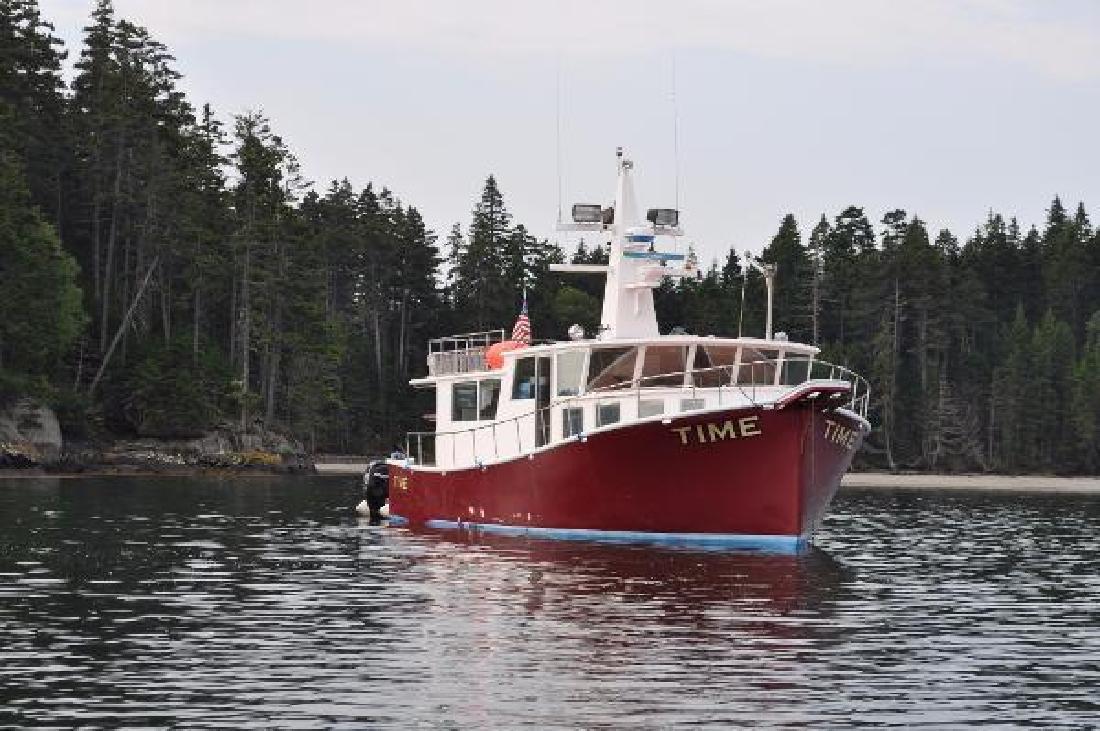 2010 Custom Tug Trawler - American Made Greenwich CT