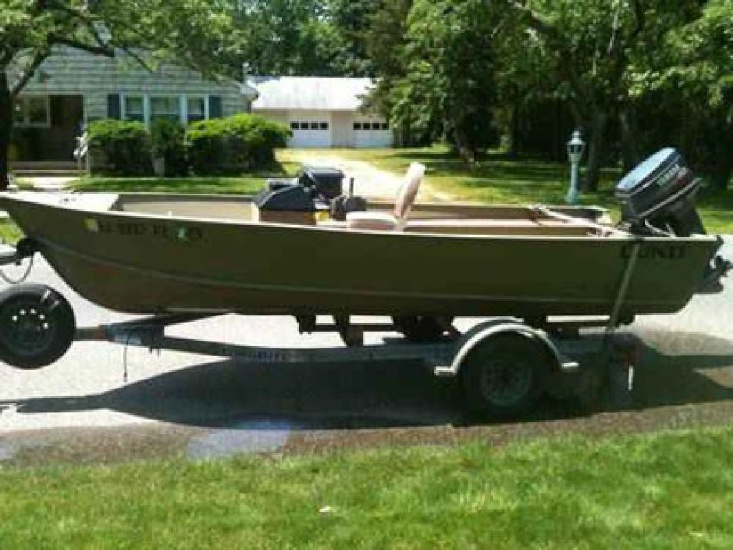 $2,500 16ft.LUND hunting/fishing boat-MAKE AN OFFER