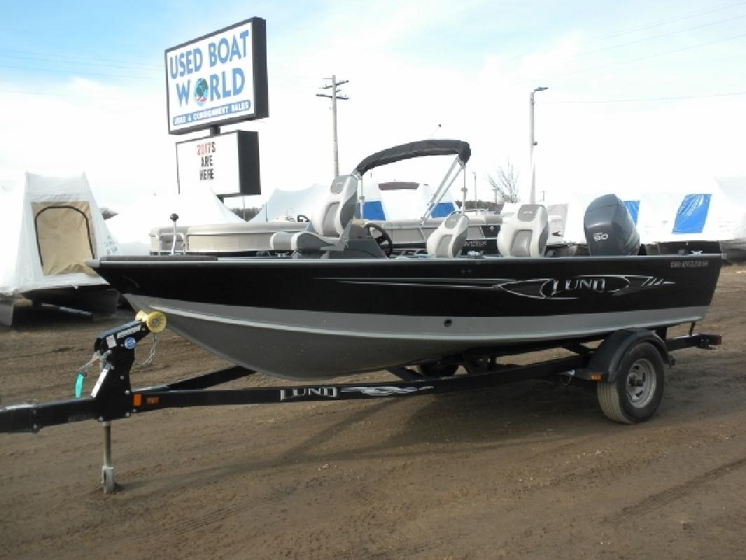 2003 Lund Boats 1700 Angler Ss In East Bethel Mn For Sale In