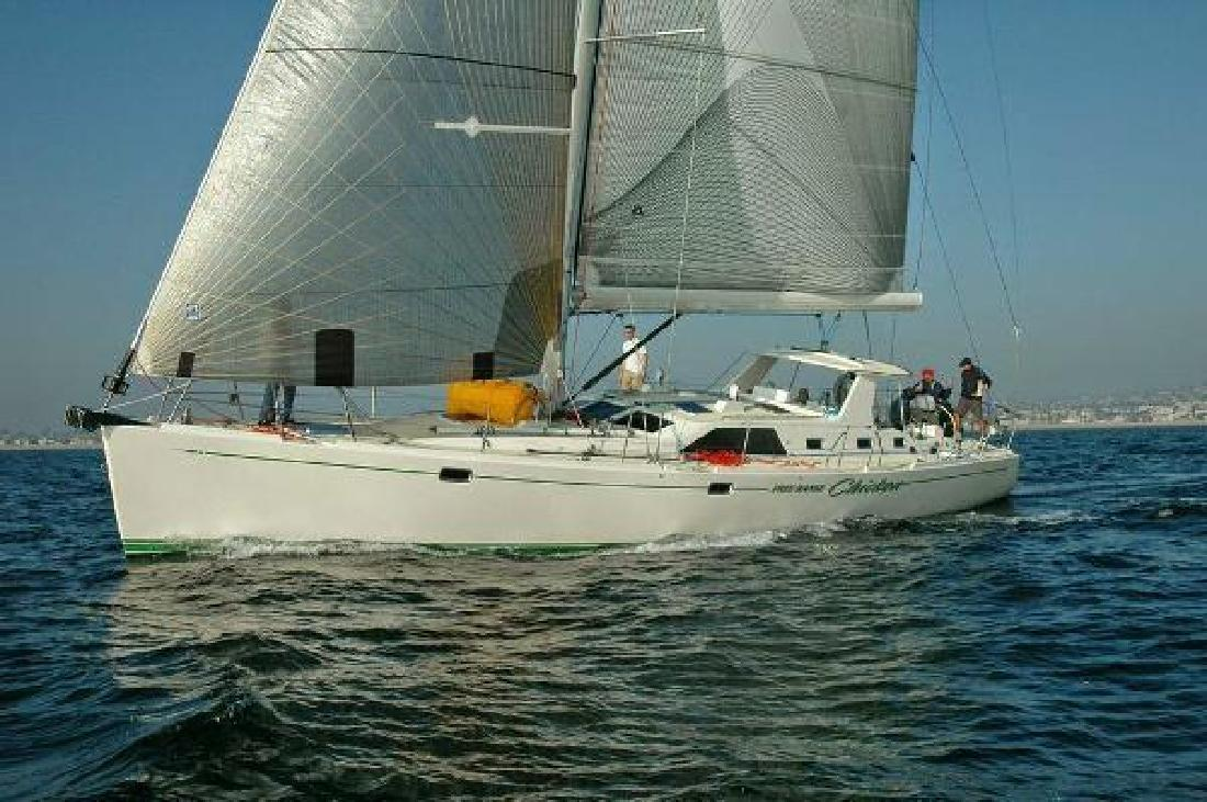 2006 Perry 59 Annapolis MD