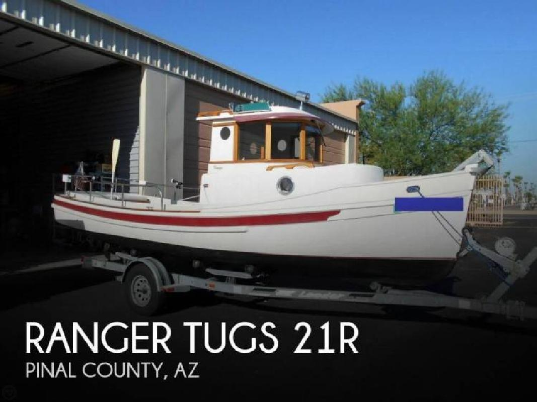 1993 Ranger Tugs 21R Apache Junction AZ