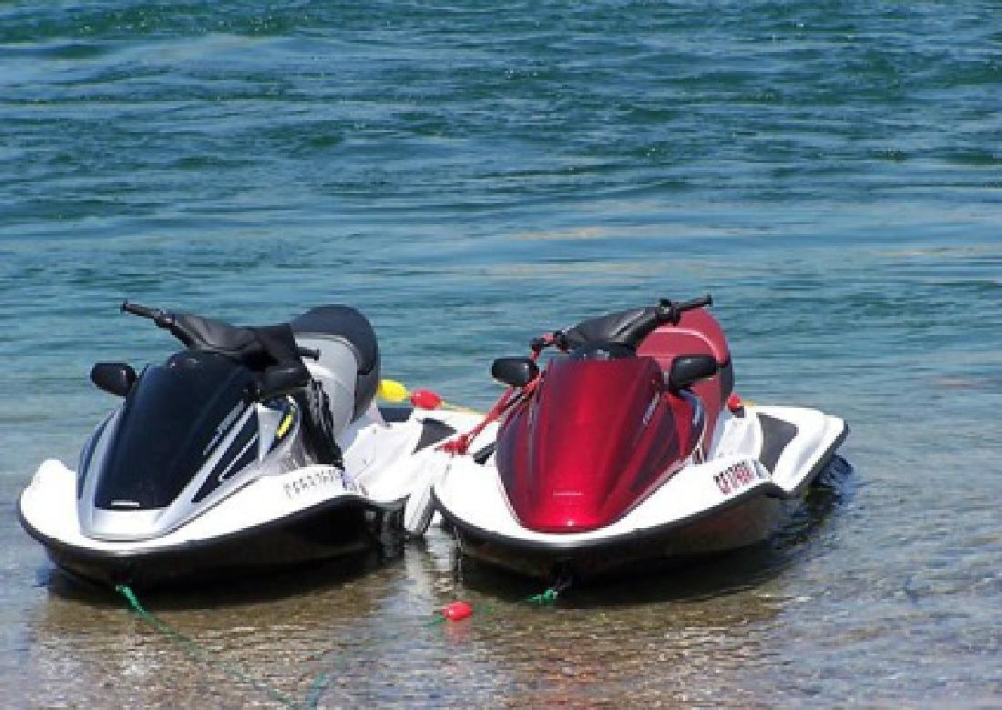 $3,870 OBO 2005 U0026 2004 Honda Aquatrax F12X Turbo JetSki US