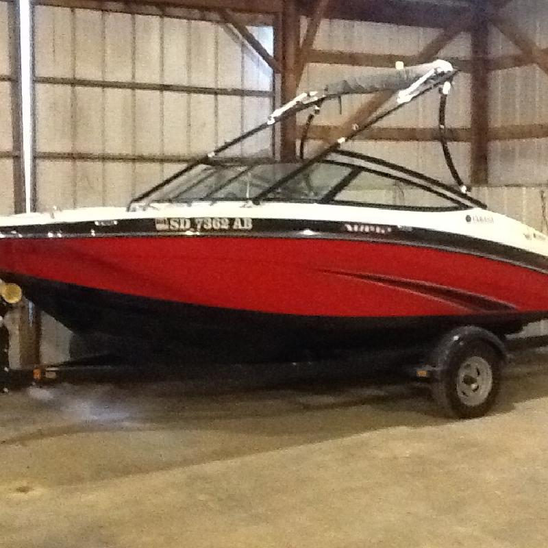 2013 - Yamaha Marine - AR190 in Vermillion, SD