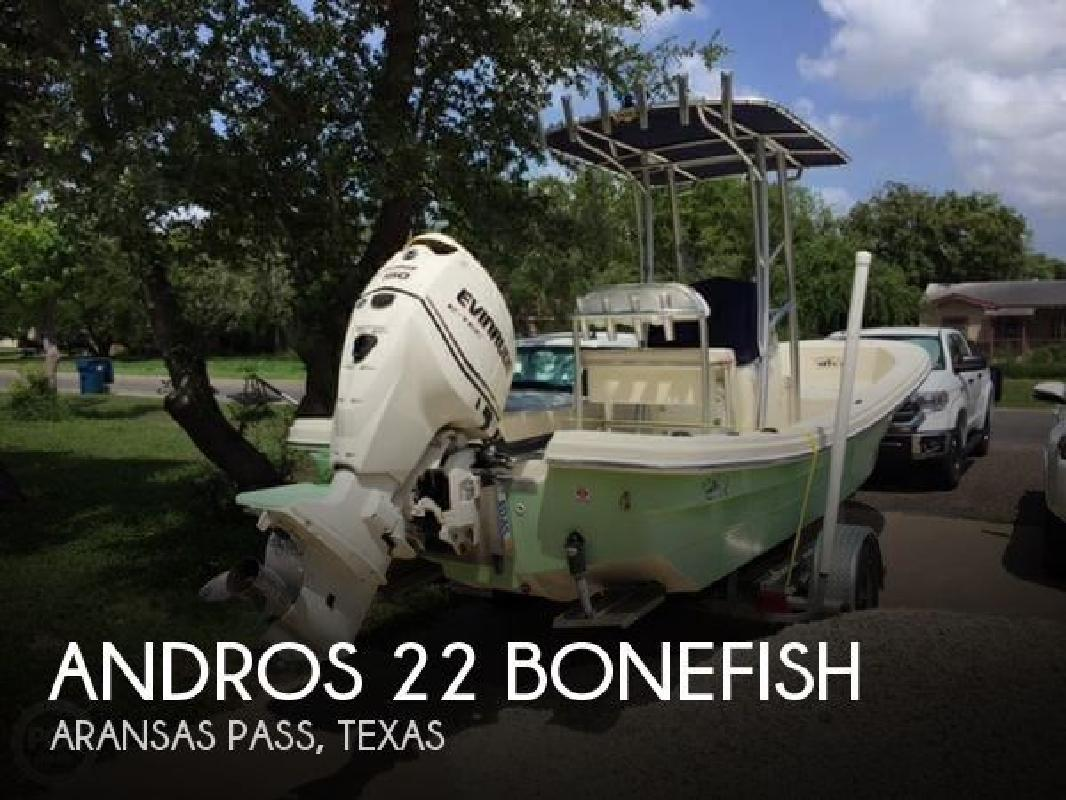 2010 22 Bonefish Aransas Pass TX