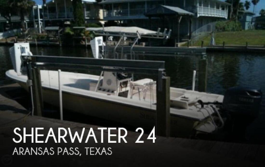 2005 Shearwater Z2400 Aransas Pass TX
