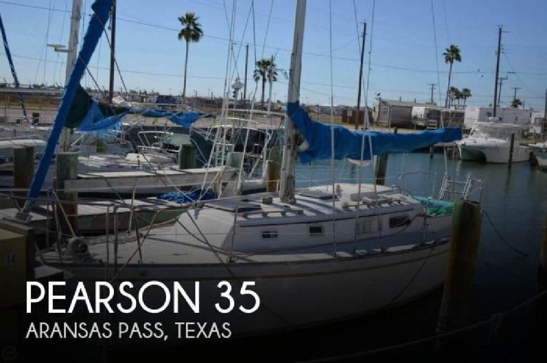 1977 Pearson 35 Aransas Pass TX