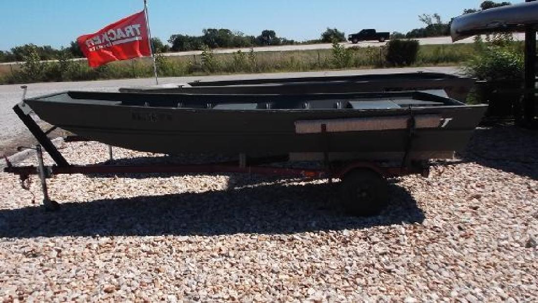2009 Alumacraft 1442 Arma KS for sale in Arma, Kansas | All Boat