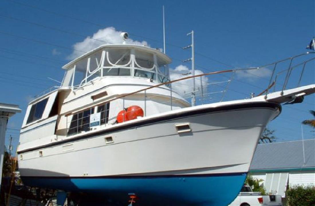47 Atlantic Motor Vessel: 1988 47' Atlantic Motoryacht For Sale In Marathon, Florida