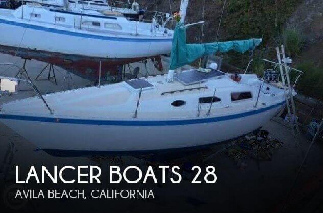 1978 Lancer Boats 28 Avila Beach CA