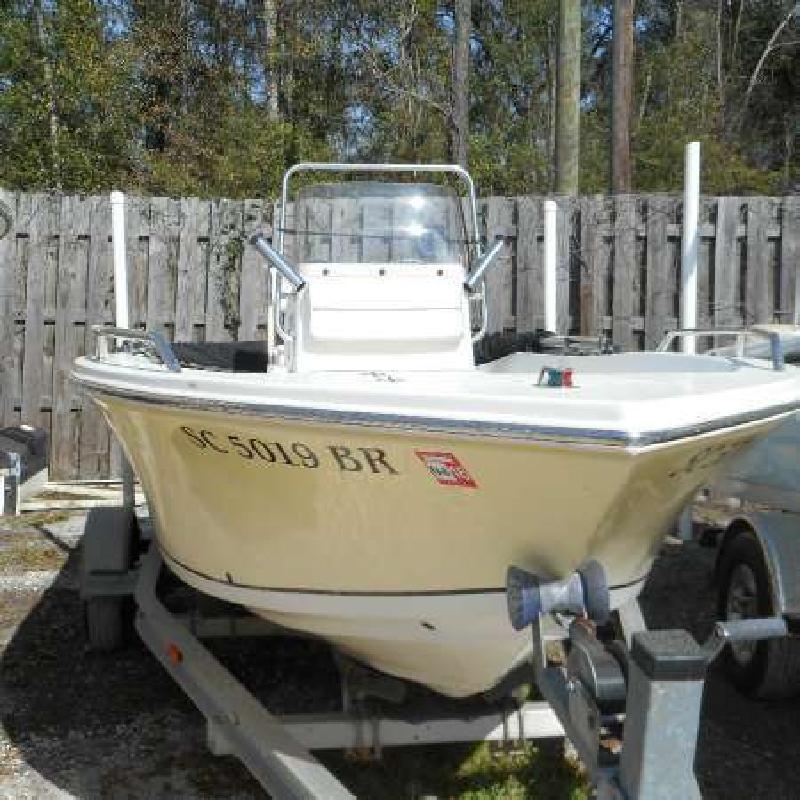 2003 MCKEE CRAFT 172 Backwater Beaufort SC