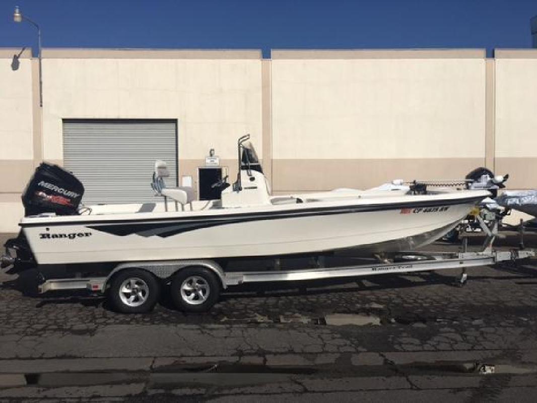 2014 Ranger 240 Bahia Anaheim CA