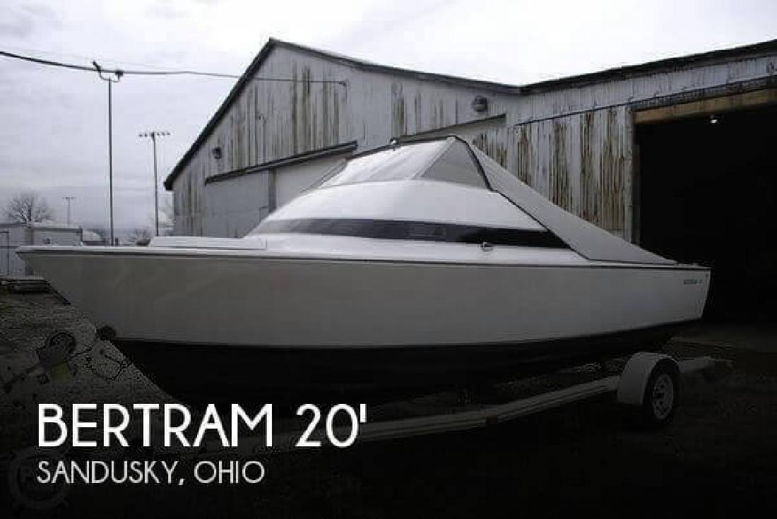 1969 Bertram Yacht 20 Bahia Mar Sandusky OH for sale in Sandusky