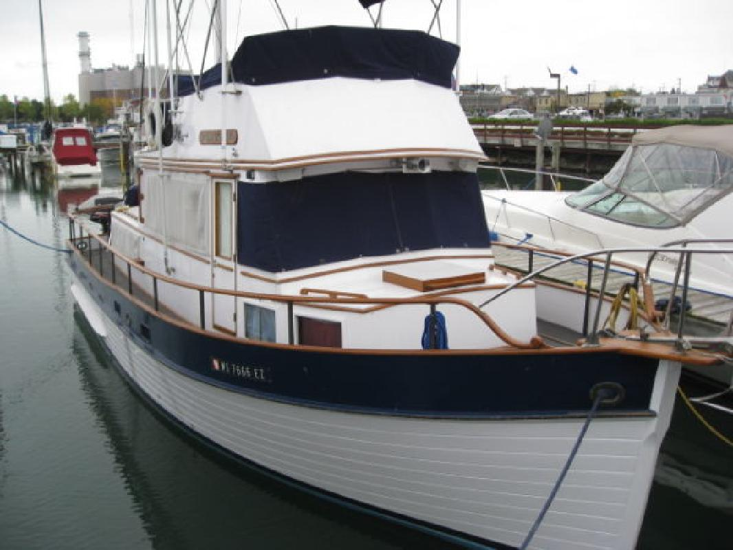 1973 36' Grand Banks Classic