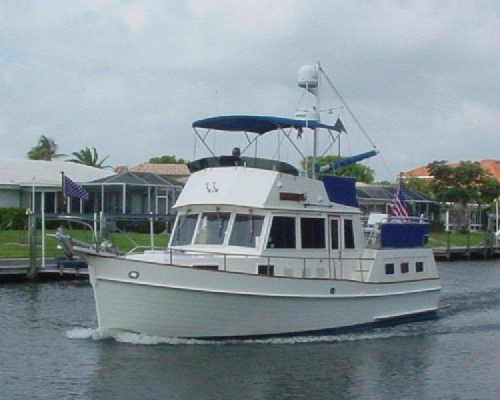 1996 36 39 grand banks motor yacht for sale in fort myers for Grand banks motor yachts for sale