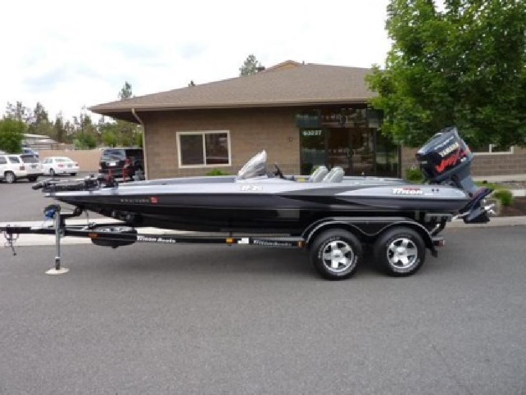 $5,290 2002 Triton TR20 Bass Fishing Boat for sale in