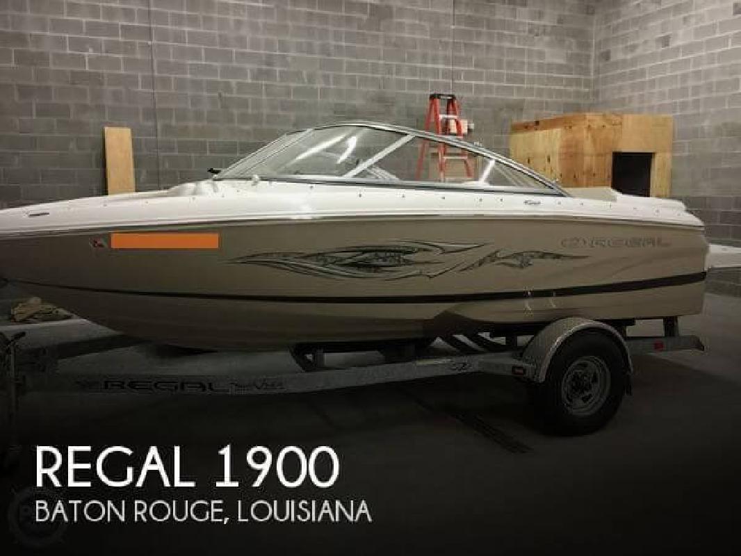 2012 Regal Boats 1900 Baton Rouge LA