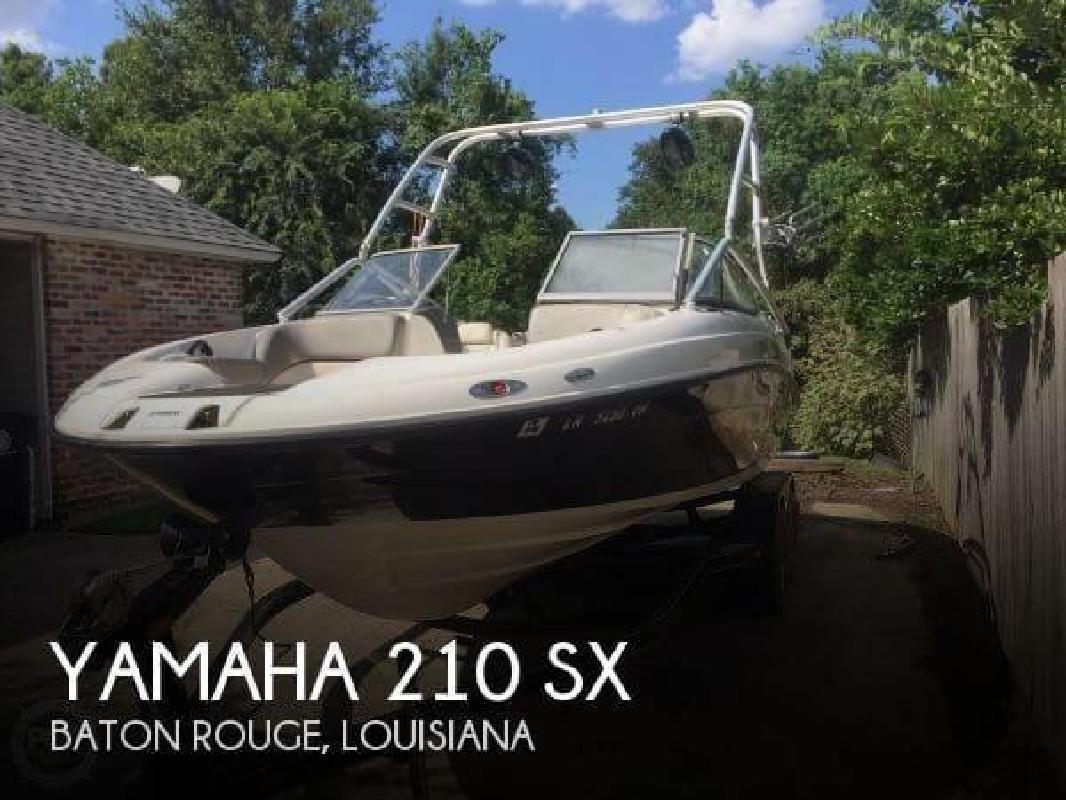 2008 Yamaha 210 SX Baton Rouge LA
