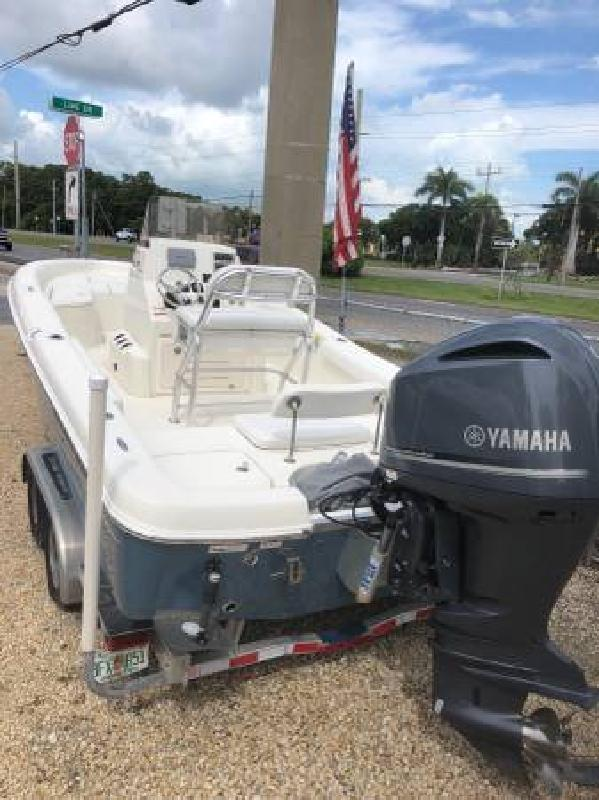 2012 - Hydra Sports Boats - 23 Bay Bolt in Key Largo, FL