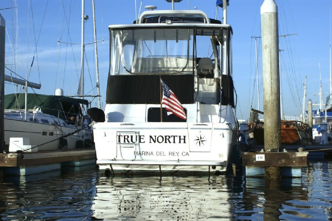 1996 40' Bayliner 4087 for sale in San Diego, California | All Boat ...