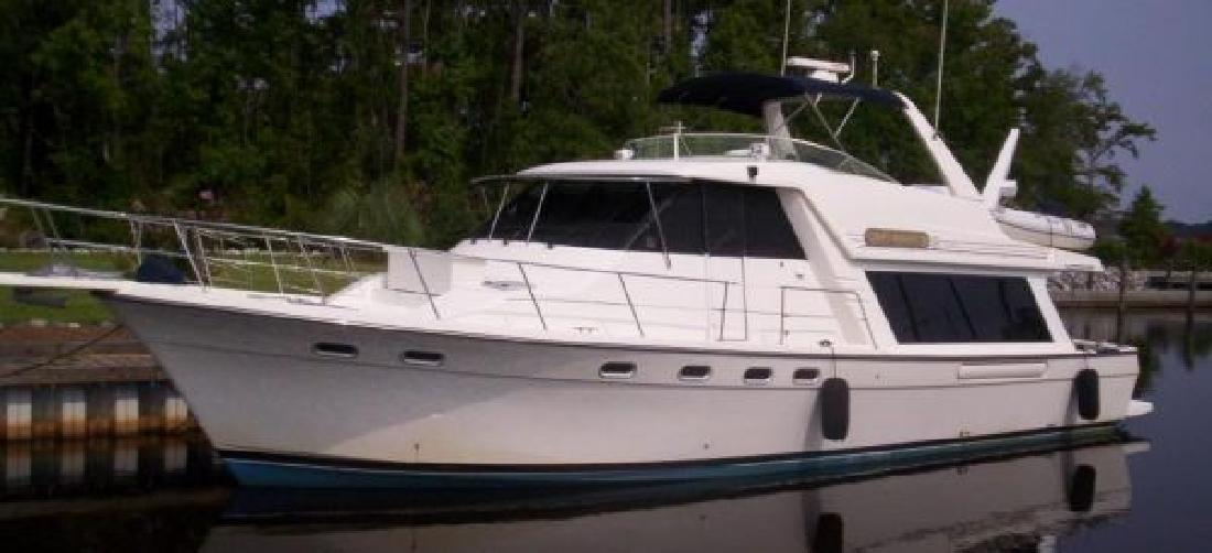1998 47' Bayliner 4788