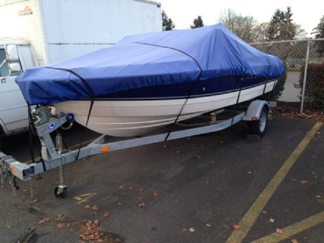 $15,000 19 FT 2008 Bayliner Discovery 195