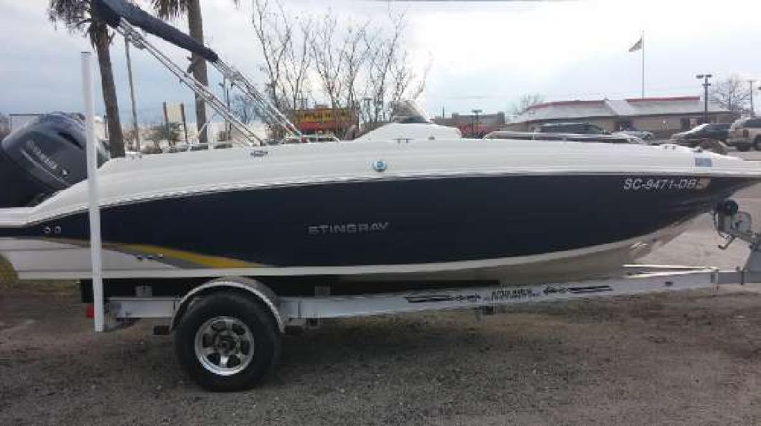 2015 STINGRAY 192SC Beaufort SC