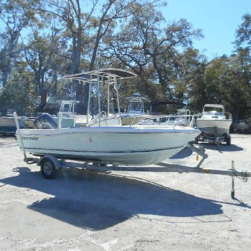 2013 CLEARWATER 1900CC Beaufort SC