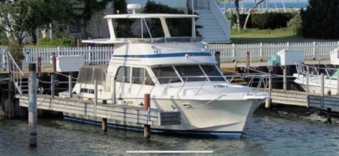 1987 Chris-Craft 480 Catalina Benton Harbor MI